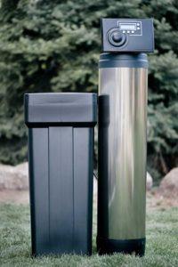 Custom Built Water Softener
